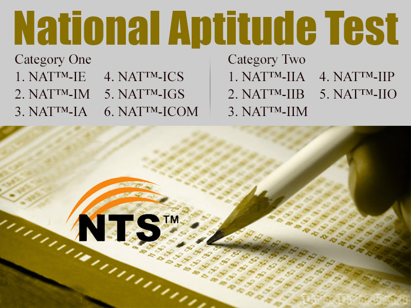 National Aptitude Test (NAT™)
