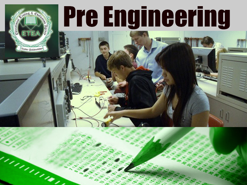 PreEngineering | E-CAT Entry Test