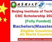 Beijing Institute of Technology CSC Scholarship 2021 650x339 1