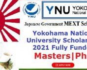 Yokohama National University Scholarship 2021 650x339 1