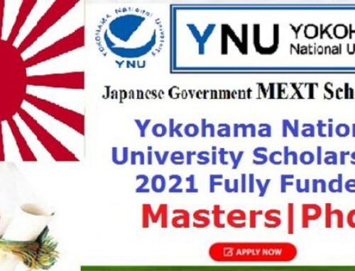 Yokohama National University Scholarship 2021 in Japan Fully Funded