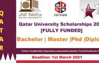 Qatar University Scholarships 2021 650x340 1